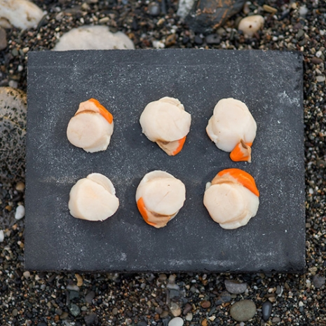 Manx King Scallop Meat