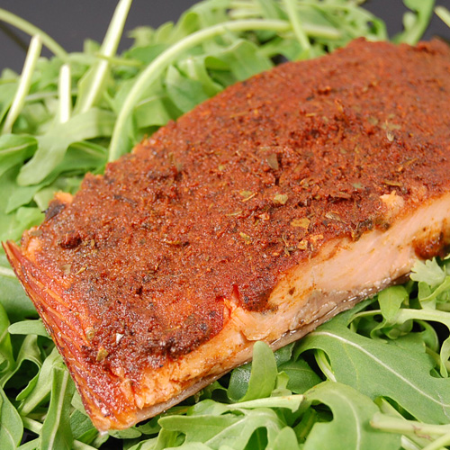 Paddy's Cajun Smoked Salmon