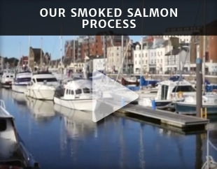 Our Smoked Salmon Process